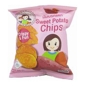 Sweet Potato Chips (甜薯條)