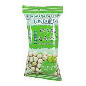 Nori Roasted Green Peas (Seaweed Flavour) (旺旺紫菜青豆)