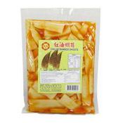 Chilli Oil Bamboo Shoots (家家紅油炆筍)