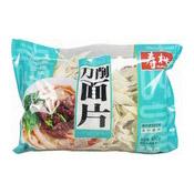 Sliced Noodles (壽桃牌刀削麵片)