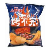Potato Chips (Crisps Barbecue Flavour) (上好佳田園薯片烤肉)