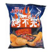 Potato Chips (Crisps Barbecue Flavour) (上好佳田園薯片烤肉)
