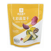 Dried Vegetables Chips (Assorted) (良品鋪子蔬菜乾)