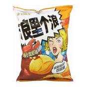 Corn Chips (Spicy Crayfish) (麻辣小龍蝦粟米小食)