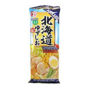 Hokkaido Yuzushio Ramen (Yuzu Flavour Mellow Salt Noodles) (北海道拉麵)