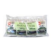 Seasoned Nori Seaweed Snack (紫菜小食)