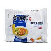 Big Instant Noodles (Seafood Flavour) (今麥郎鮮蝦魚板麵)