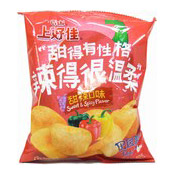 Potato Chips (Crisps Sweet & Spicy Flavour) (上好佳田園薯片甜辣)
