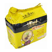 Instant Noodles Multipack (Hot & Sour Artificial Pork 5 In 1) (湯達人拉麵 (酸辣豚骨))