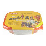 Self-Heating Chengdu Chuanchuanxiang Hot Pot (自熱火鍋 (串串香))