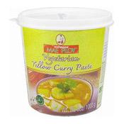 Vegetarian Yellow Curry Paste (素黃咖哩醬)