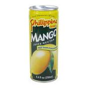 Mango Juice Nectar Drink (芒果汁)