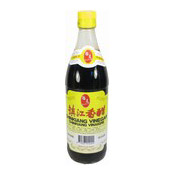 Chinkiang Black Rice Vinegar (福星鎮江香醋)