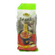Hot Pot Seaweed Noodles (海帶火鍋麵)
