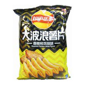 Big Wave Potato Chips Crisps (Roasted Chicken Wing) (樂事薯片 (辣雞翼味))