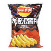 Big Wave Potato Chips Crisps (Pure Spicy Flavour) (樂事薯片(辛辣味))