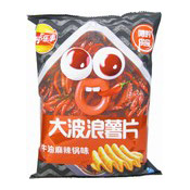 Big Wave Potato Chips Crisps (Spicy Butter Flavour) (樂事薯片(麻辣牛油味))
