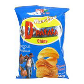 Muncher D'Patata Chips (Cheese Crisps) (芝士薯片)