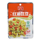 Chilli Oil Cowpeas (惠川紅油豇豆)