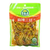 Preserved Spicy Sansi Vegetables (吉香居麻辣三絲)