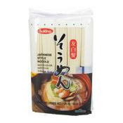 Japanese Style Somen Noodles (日式湯麵)