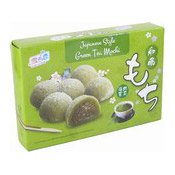 Japanese Style Green Tea Mochi (雪之戀和風大福 (綠茶))