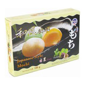 Japanese Style Fruit Mochi (Pomelo, Plum, Passion Fruit) (和風麻糬禮盒)