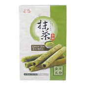 Egg Rolls (Green Tea) (皇族蛋卷 (抹茶))