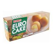 Euro Custard Cake (Original) (奶黃包蛋糕)
