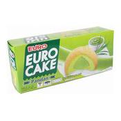 Euro Custard Cake (Pandan) (香蘭葉蛋糕)