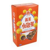 Choco Puff (義美巧克力泡芙)