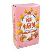 Strawberry Puff (義美小泡芙草莓)