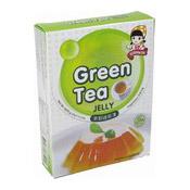 Green Tea Jelly (茉莉綠茶布丁)