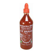 Sriracha Hot Chilli Sauce (Extra Hot Plus) (特辣是拉差辣椒醬)