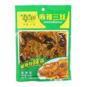 Spicy Sansi Pickled Vegetables (味聚特麻辣三絲)