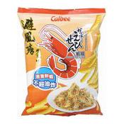 Prawn Crackers (Typhoon Shelter Prawns Flavour) (卡樂B蝦條 (避風塘))