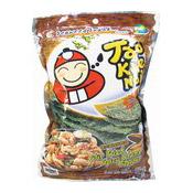 Crispy Seaweed (Stir Fried Spicy Clams Flavour) (小老板炒蜆味紫菜)