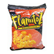 Flamitoz Corn Snacks (BBQ Explosion Flavour) (粟米小食 (燒烤))