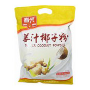 Ginger Coconut Powder (20 Sachets) (春光薑汁椰粉)