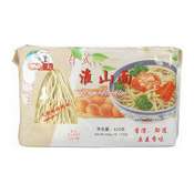 Yam Noodles (麥老大淮山麵)
