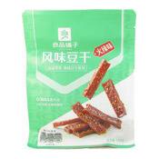 Dried Beancurd (Dougan Hot) (良品鋪子香辣香干)