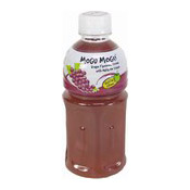 Grape Flavoured Drink With Nata De Coco (葡萄飲品)