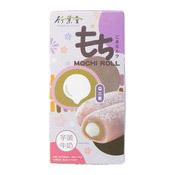 Mochi Roll (Taro Milk) (捲心麻糬 (芋頭牛奶))