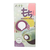 Mochi Roll (Matcha Red Bean) (捲心麻糬 (抹茶紅豆))