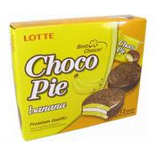 Choco Pie (Banana) (香蕉朱古力批)