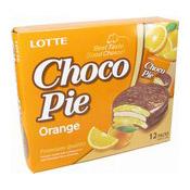 Choco Pie (Orange) (香橙朱古力批)
