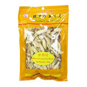 Sliced Licorice Root (東亞甘草)