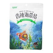 Seaweed Knot (香辣海帶結)