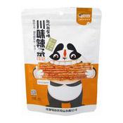 Sichuan Gluten Strip (Spicy Flavour) (川味辣條 (香辣))