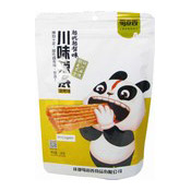 Sichuan Gluten Strip (Barbecue BBQ Flavour) (川味辣條 (燒烤))